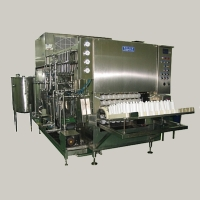 隧道式超音波自动洗瓶机