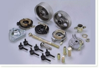Shafts and brake systems for ATVs