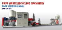 PS / PP Waste Recycling Machine