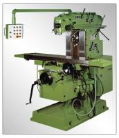 Horizontal & Vertical Universal Milling Machine
