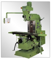 Horizontal & Vertical Universal Milling Machine