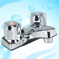 """4"""" Two-handles Wash Basin Mixer"""