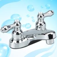 """4"""" Two-Handle Wash Basin Mixer"""
