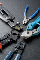 Crimping Tool & Cable Cutter