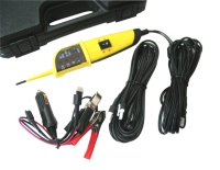 Electric tester screwdrivers