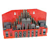 Milling Chucks  Machine Tools - Clamping Kit With Plastic Rack