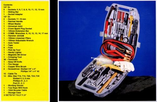Auto repair kit
