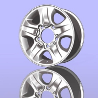 Cens.com Wheel Components GUANGDONG KAIPING CITY ZHONGLV ALUMINIUM WHEEL CO.,LTD.