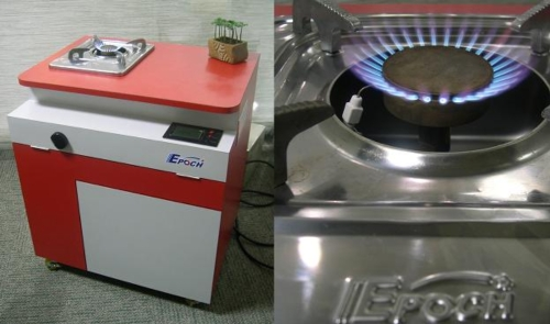 Compact Mobile Kitchen Oxy-Hydrogen Stove
