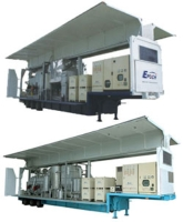Mobile Biohazard Purification System EP-2000