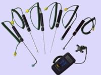 Handheld digital thermometers & Probe