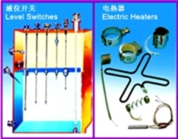 Electric heaters / Float level switches