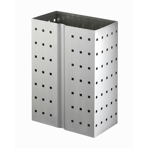 Stainless Steel Waste Bin