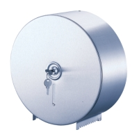 Stainless Steel Toilet Tissue Dispenser