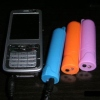 Emergency Charger with Flashlight