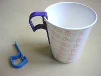 Plastic Handle of Cup