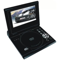 Cens.com 7 TFT LCD Portable DVD Player FLAMEHILLS TECHNOLOGY CO