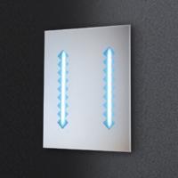 Cens.com Mirror-front Lamp HAI CHENG LIGHTING GLASS CO.,LTD