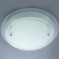 Cens.com Flat Glass Ceiling Lamp GUANYAO GLASS &LIGHTING CO.,LTD