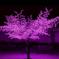 Maple-shaped Light