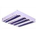 Cens.com No Glare Light Recessed Louver Fixture SHANGHAI YAYUAN LIGHTING APPLIANCE CO.,LTD
