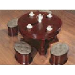 Wooden Cupboard-tables