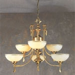Glass Pendent Lighting