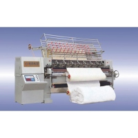 Multi-needle Large Pattern Shuttle Quilting Machine
