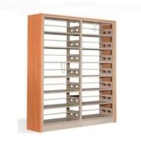 Cens.com Dual-Sided Book Shelf with Composite Upright 江门市新会区华堡钢具有限公司