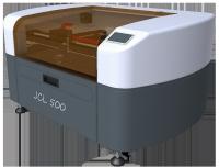 Desktop laser cutting machine