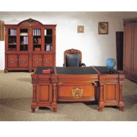 Executive Desk & File Cabinet Collection