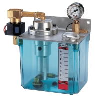 Pneumatic Oil Injector