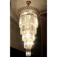 Crystal Stairs Lamp