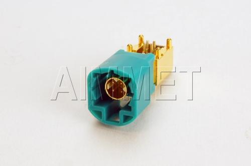 HSDaimmet®车用高速传输连接器