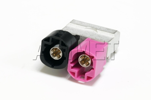 HSDaimmet®_HSD 8 PIN TWIN R/A M. FOR PCB ( A CODE ) ( H CODE )