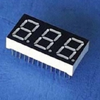 Three Digit LED Displays