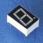 Singl Digit LED Displays