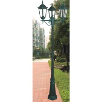 Aluminum Die Casting Garden Street Lights
