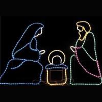 Nativity Rope Light