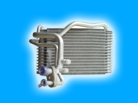 Stacked Evaporator Core Body Assembly
