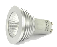 Cens.com 5W dimmable LED GU10 Spot Light Lamp 深圳市華明佰利科技有限公司