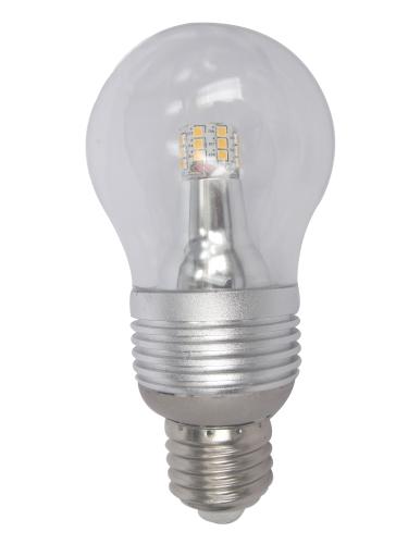 6W Clear GLS LED Bulb 60mm