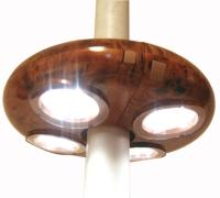 LED umbrella light