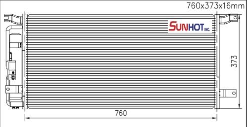GM DRIER - CGM0107 - 散热片