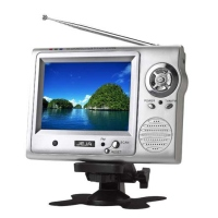 Mobile Digital TV Receiver / TFT LCD Monitor