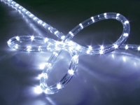 LED 2 Wire Rope Light (round shape)