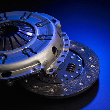 Clutch Disc and Cover