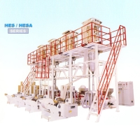 Super High Speed HDPE Blown Film Machine