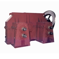 Gear box for steel mills
