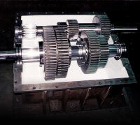 Variable gearboxes